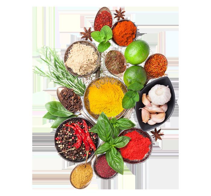 Alavi - partner voor smaakvolle, biologische en gezonde voeding - kruidenmengeling 1 - home